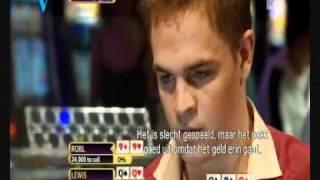Download Quad Queens vs Quad Nine's (QQQQ vs 9999) Toby Lewis vs Andrew Robl World open 6 Video