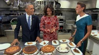 Download Why Thanksgiving Is President Obama's Favorite Holiday Video