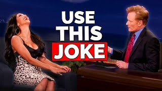 Download Conan O'Brien: How To Be Witty Video