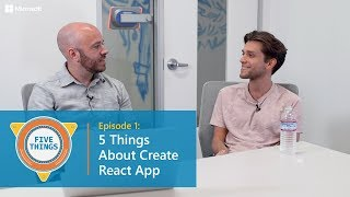 Download #FiveThings About Create React App {S:01 Ep:01} Video