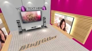 Download Blufftitler Template - Tela Video