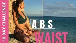 Download Lose Belly Fat in 10 days Abs and Waist Workout Challenge Video