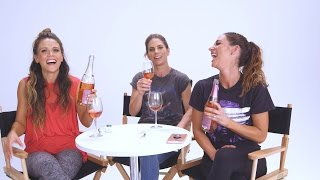Download Wine Not Wednesday with the ULTIMATE girl boss, JILLIAN MICHAELS!! Video