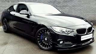Download Halliwell Jones BMW - ALPINA D4 BiTurbo for Sale. Video