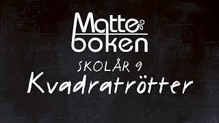 Download Kvadratrötter - Skolår 9 Video