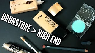Download BEYOND DUPES: 5 Times Drugstore Did it Better Video