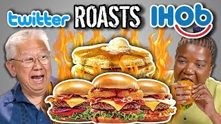 Download Elders React to IHOP vs. IHOb ROASTS! Video