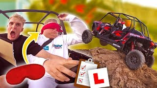 Download EXTREME BLINDFOLDED DRIVING CHALLENGE!! Video