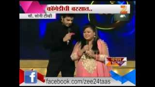 Download Channel Katta Manish Paul And Bharti Singh Comedy In Umang 2014 Video