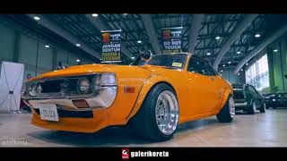 Download Borneo Toyota Celica Compilation (TA22, TA28) Video