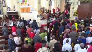 Download Service of Thanksgiving with the Constituency of St. Michael North East Video