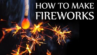 Download How To Make Senko Hanabi Sparklers (very rare Japanese fireworks) Video