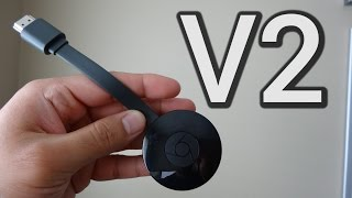 Download Chromecast 2 In-depth Review Video
