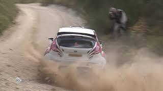 Download C.I. Rally Terra Il Nido dell'Aquila - Shakedown 27/10/2018 Video