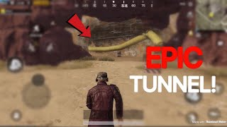 Download How To Find The Underground Tunnel! | PUBG Mobile | Secret Location Desert Map Video