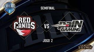Download paiN x Red Canids (Jogo 2 - Semifinais) - Primeira Etapa CBLoL Video