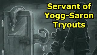 Download Hearthstone: Servant of Yogg-Saron Tryouts Video
