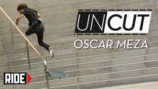 Download Oscar Meza ″Let It Ride″ Slams and Outtakes - UNCUT Video