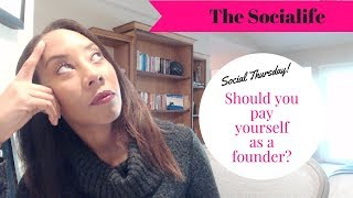Download Should I pay myself as a nonprofit founder! Video
