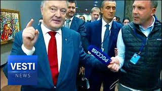 Download The Amazing Adventures of Poroshenko at the UN! Petro Gives Bizarre Performance for the Press Video
