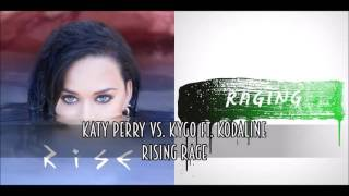 Download Katy Perry vs. Kygo ft. Kodaline - Rising Rage (SimGiant Mash Up) Video