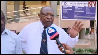 Download Buganda's King makes rare visit to ailing Ssebaana Kizito Video