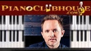 Download 🎹 CHRIS TOMLIN - ENOUGH (easy piano tutorial lesson) Video