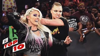 Download Top 10 Raw moments: WWE Top 10, July 16, 2018 Video