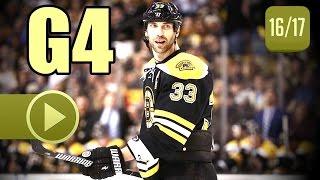 Download Ottawa Senators vs Boston Bruins. 2017 NHL Playoffs. Round 1. Game 4. April 19th, 2017. (HD) Video