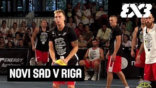 Download Novi Sad v Riga - Full Final Game - FIBA 3x3 Bucharest Challenger 2018 Video