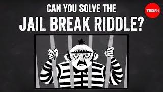 Download Can you solve the jail break riddle? - Dan Finkel Video