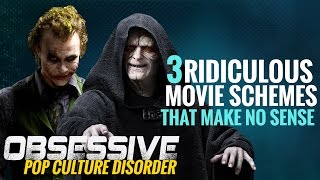 Download 3 Ridiculous Movie Schemes That Make No Sense - Obsessive Pop Culture Disorder Video