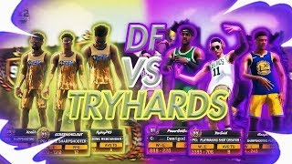 Download NBA 2K18 DF CLAN VS 99 OVERALL TRYHARDS! POWER DF, EASY BREEZY DF, AND GINO DF PARK GAMEPLAY ON PS4! Video