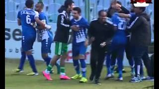 Download ملخص مباراة الداخلية 1-1 اسوان | الجولة 16 من الدوري المصري Video