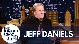 Download Jeff Daniels Made a Death-Defying Leap Between Two Galloping Horses Video