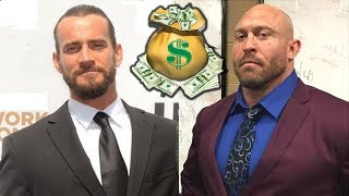 Download 10 Ex-WWE Wrestlers Who Got Richer After Leaving WWE - CM Punk, Ryback and more Video