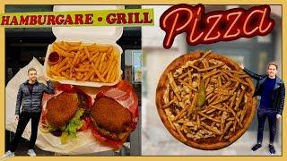 Download Är mat billigare på en Pizzeria eller på Gatukök? Video