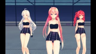 Download [MMD] Side To Side Video