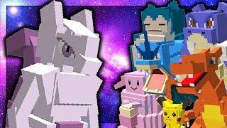 Download THE MEWTWO CHALLENGE! (Minecraft Pokemon) Video