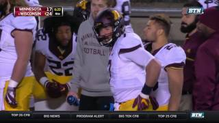 Download Minnesota at Wisconsin - Football Highlights Video