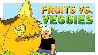 Download Fruit Beasts vs. Veggie Monsters Video