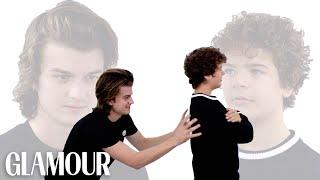 Download Stranger Things' Joe & Gaten Take a Friendship Test | Glamour Video