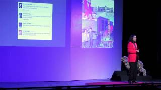 Download Creating a smarter world with big data: Sudha Ram at TEDxTucson 2013 Video