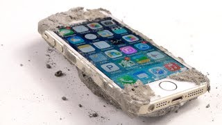 Download The Indestructible iPhone 5S - Made of Rock Video