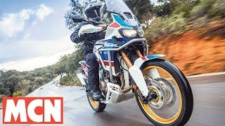 Download Honda Africa Twin Adventure Sports | First Ride | Motorcyclenews Video