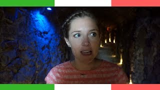 Download Exploring Ancient Tunnels in Puebla, Mexico 😳 Video