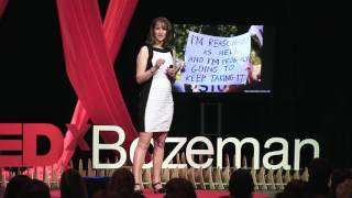 Download Healing the divide on climate change | Karin Kirk | TEDxBozeman Video