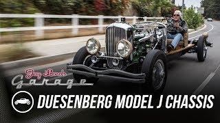 Download 1931 Duesenberg Model J Chassis - Jay Leno's Garage Video