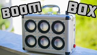 Download Мини Бумбокс С ШЕСТЬЮ динамиками AS-6.0 Своими Руками Video