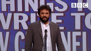 Download Unlikely things to write to a TV channel   Mock the Week - BBC Video